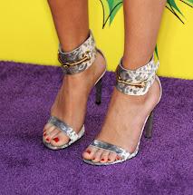 Selena Gomez Celebrity Shoes