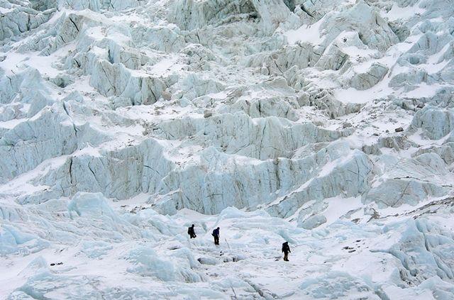 Cascada-de-hielo-Everest-Himalaya