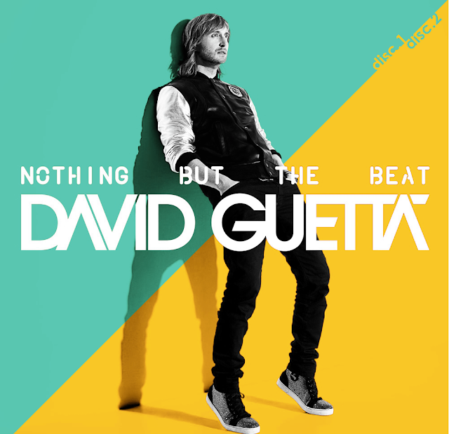 David Guetta nothing but the beat album cover