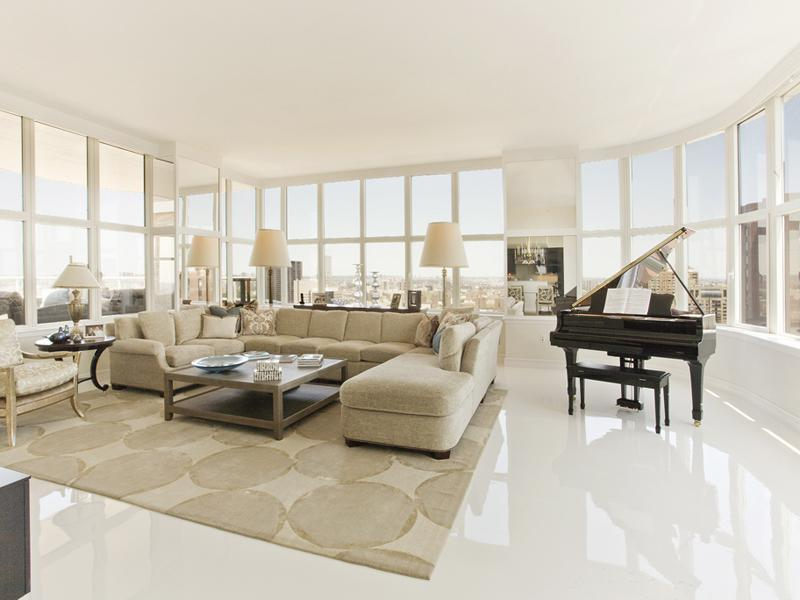 upper east side penthouse manhattan new york