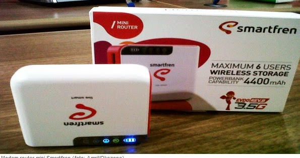 Mini Mobile Router
