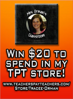 Win $20 to spend in my TpT store! www.hungergameslessons.com