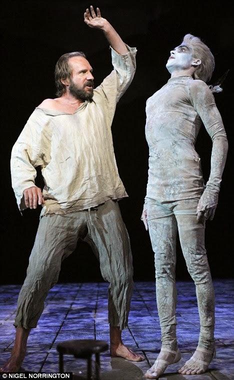 Shakespeare Solved: Ralph Fiennes Shakespeare Photos