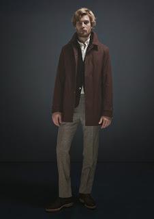 Aquascutum, menswear, Suits and Shirts, Fall Winter, 2014, Fall 2014, otoño invierno,