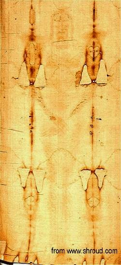 The Shroud Of Turin Actually Proves The Resurrection Of Jesus Christ.