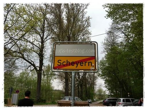 Ortsschild-Scheyern