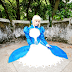 Koyuki Cosplay Photography as Saber