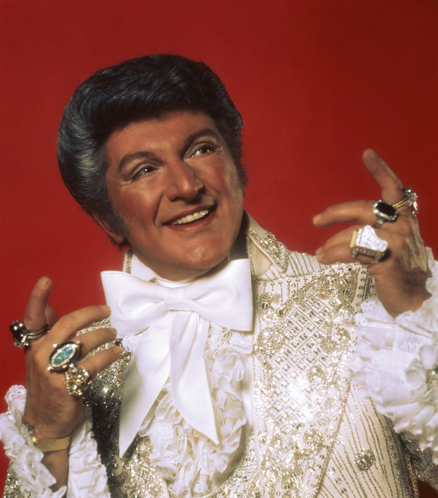FROM THE VAULTS: Liberace born 16 May 1919