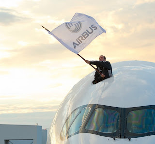 The Airbus A350 XWB flight test campaign has been progressing at full pace