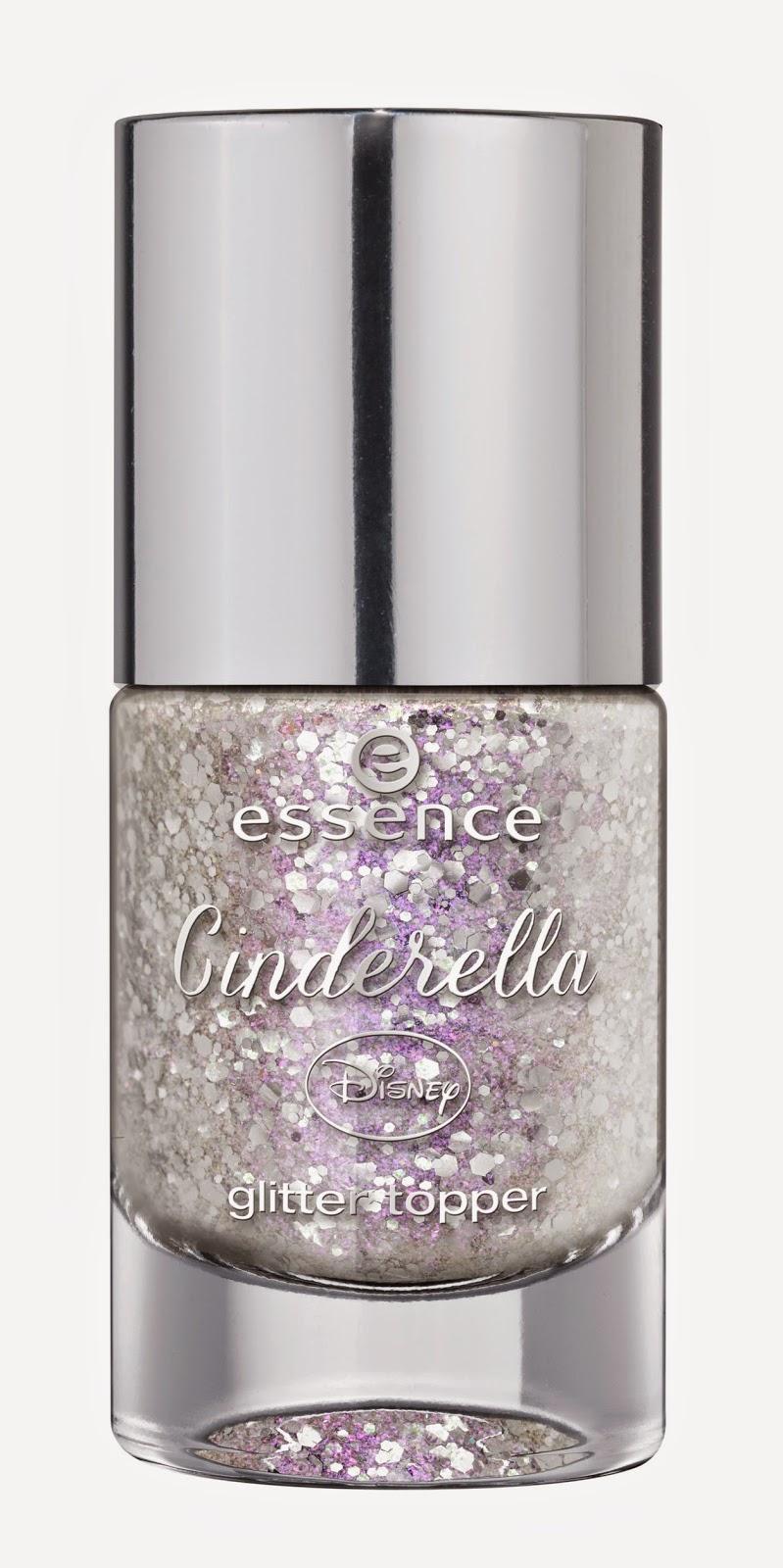 essence cinderella – glitter topper - www.annitschkasblog.de