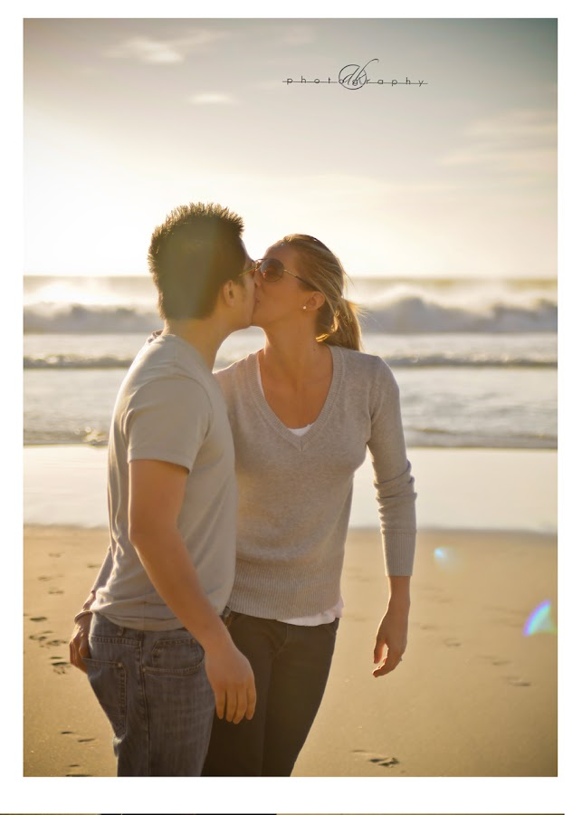 DK Photography 16 Kate & Cong's Engagement Shoot on Llandudno Beach  Cape Town Wedding photographer