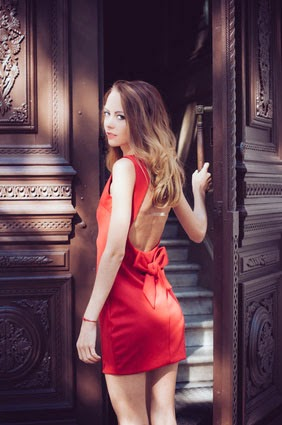 Secrets of Dating High Quality Women - beautiful woman very hot girl in red dress wear courageous