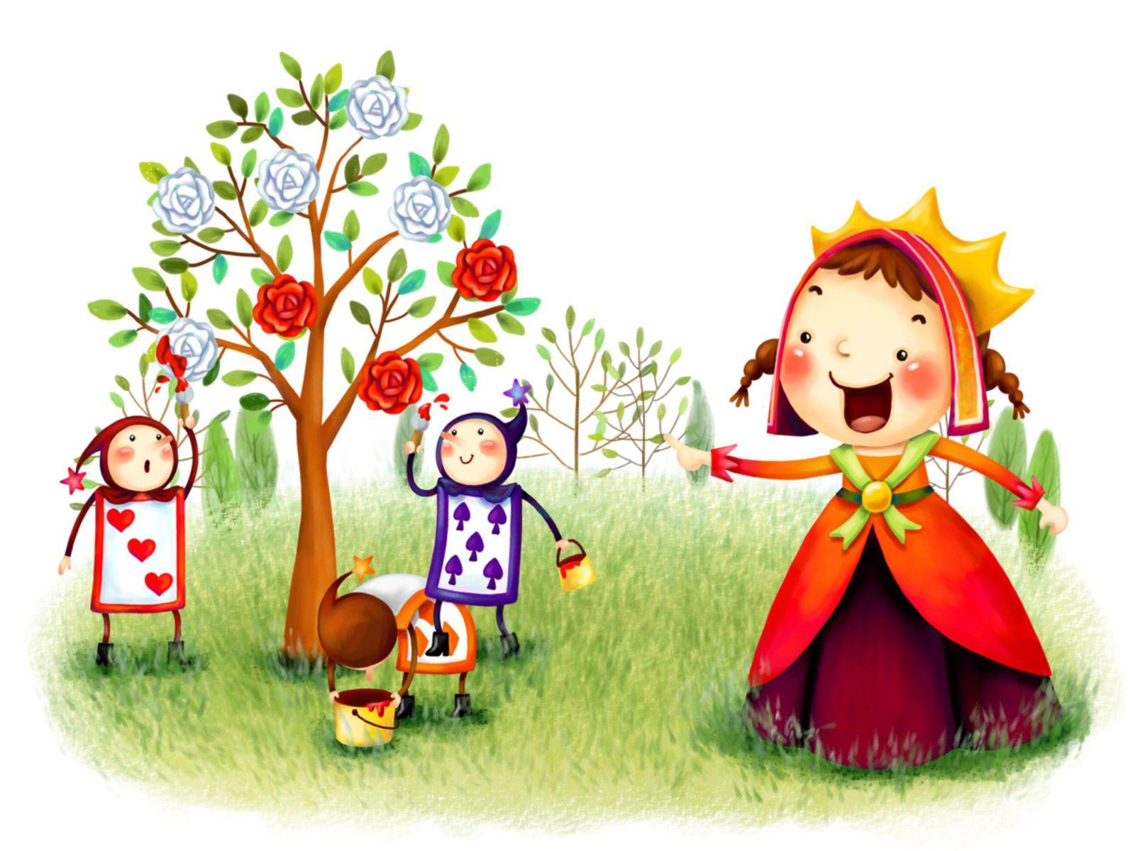 Wallpaper: Gambar Kartun Unik untuk Anak anak