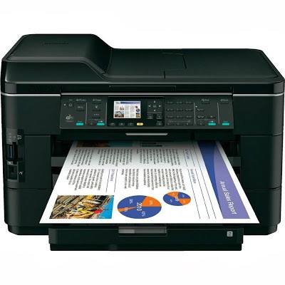 reset pads Epson WorkForce WF-7525