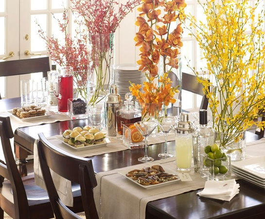 Butterfly lane table style elegant ideas for decorating