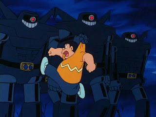 Gambar Nobita and the Steel Troops (1986)