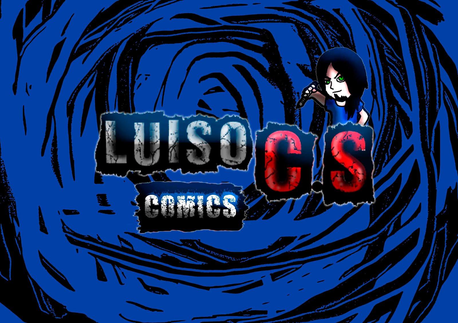 LUISOCSCOMICS