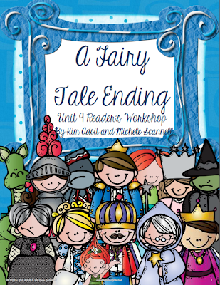 http://www.teacherspayteachers.com/Product/Readers-Workshop-Unit-9-A-Fairy-Tale-Ending-746939