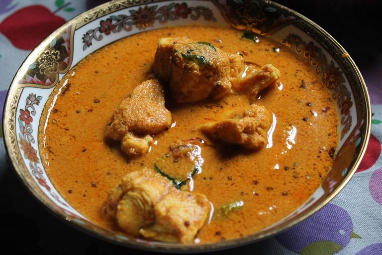 YUMMY TUMMYMalabar Fish Curry Recipe