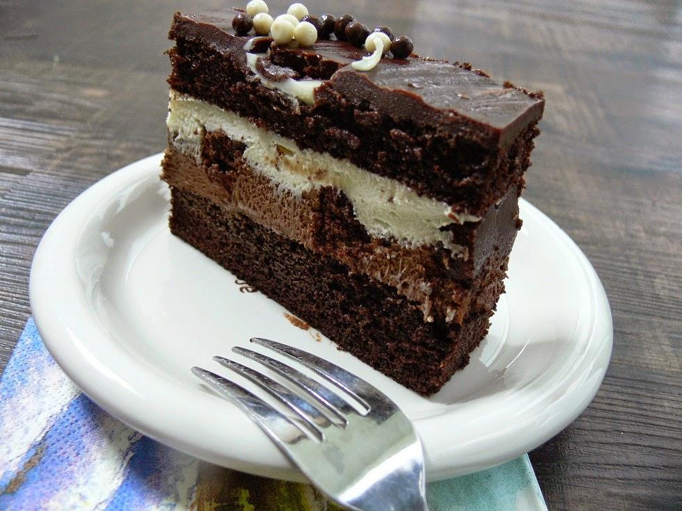 Tuxedo Chocolate Mousse Cake Calories