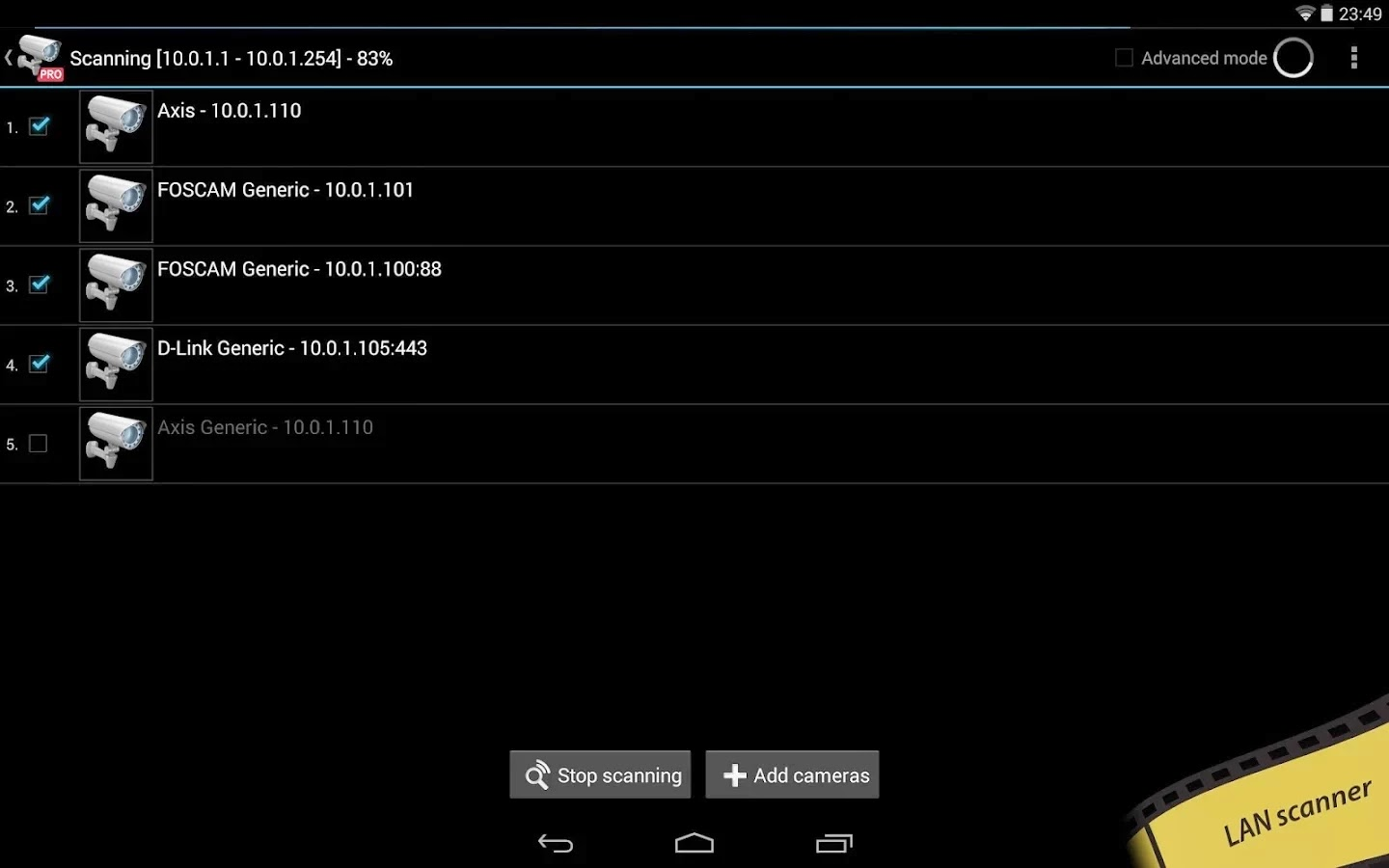 tinyCam Monitor PRO for IP cam v5.3.6