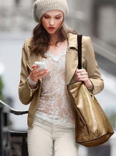 moda estilo corte costura camisa renda paetê