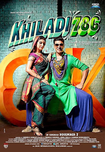 Khiladi 786 (2012) Movie Poster