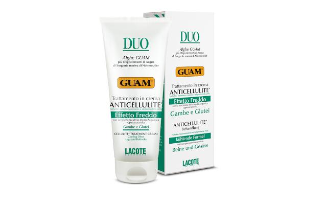 GUAM DUO Anticellulite Effetto Freddo DUO Антицеллюлитный крем с охлаждающим эффектом