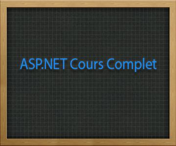 ASP.NET Cours Complet