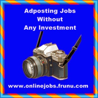 ad posting jobs,jobs without investment