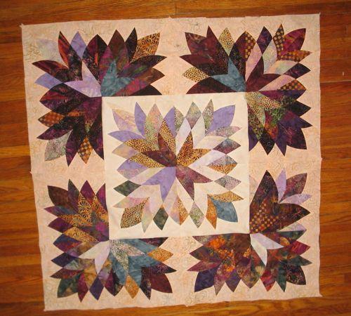 Tambowrites b is for batik