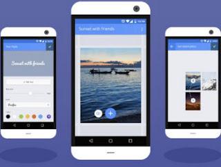 creare mini siti e storie android