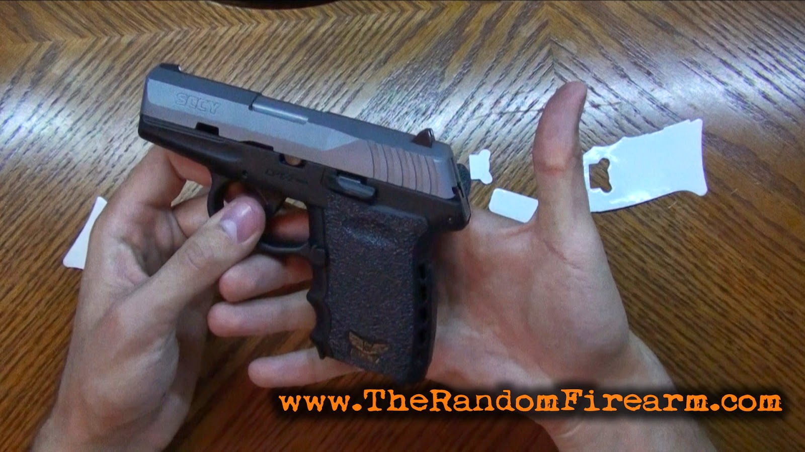 sccy cpx 2 review traction grips 9mm galloway precision guns handgun pistol concealed carry