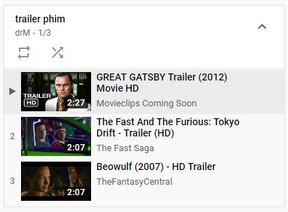 Trailer Videos