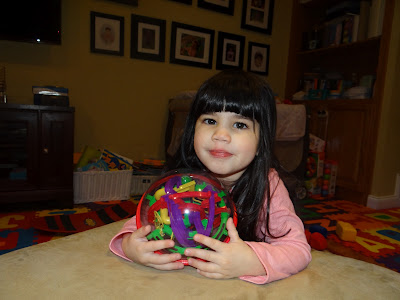 Perplexus toy review and giveaway!!