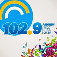 ouvir a Rádio 102,9 Amorim FM 102,9