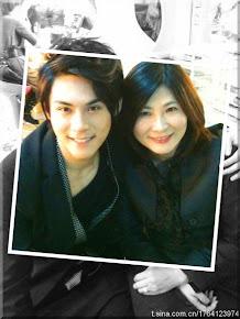 Chenyi & Mommy