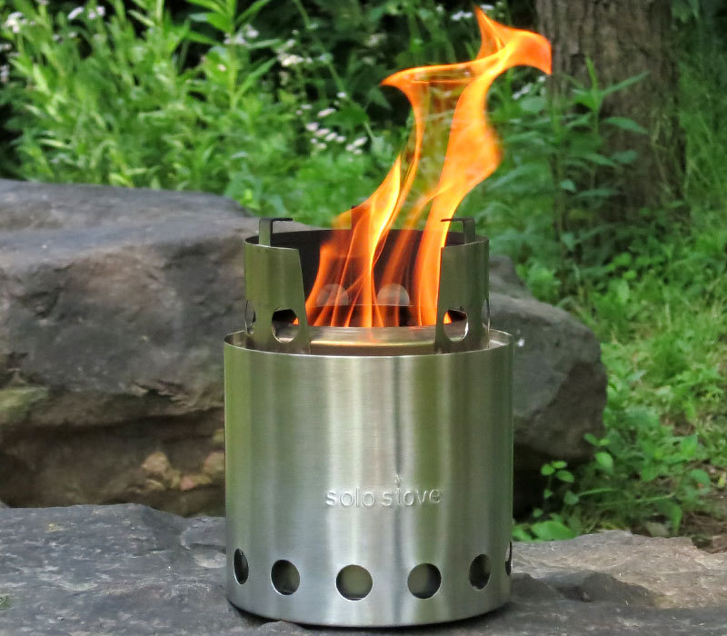 Lightweight Backpacking Stoves: Appalachian Mountain Club's Equipped: Ultralight Wood