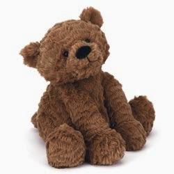 Jellycat Fuddlewuddle Bear Cub