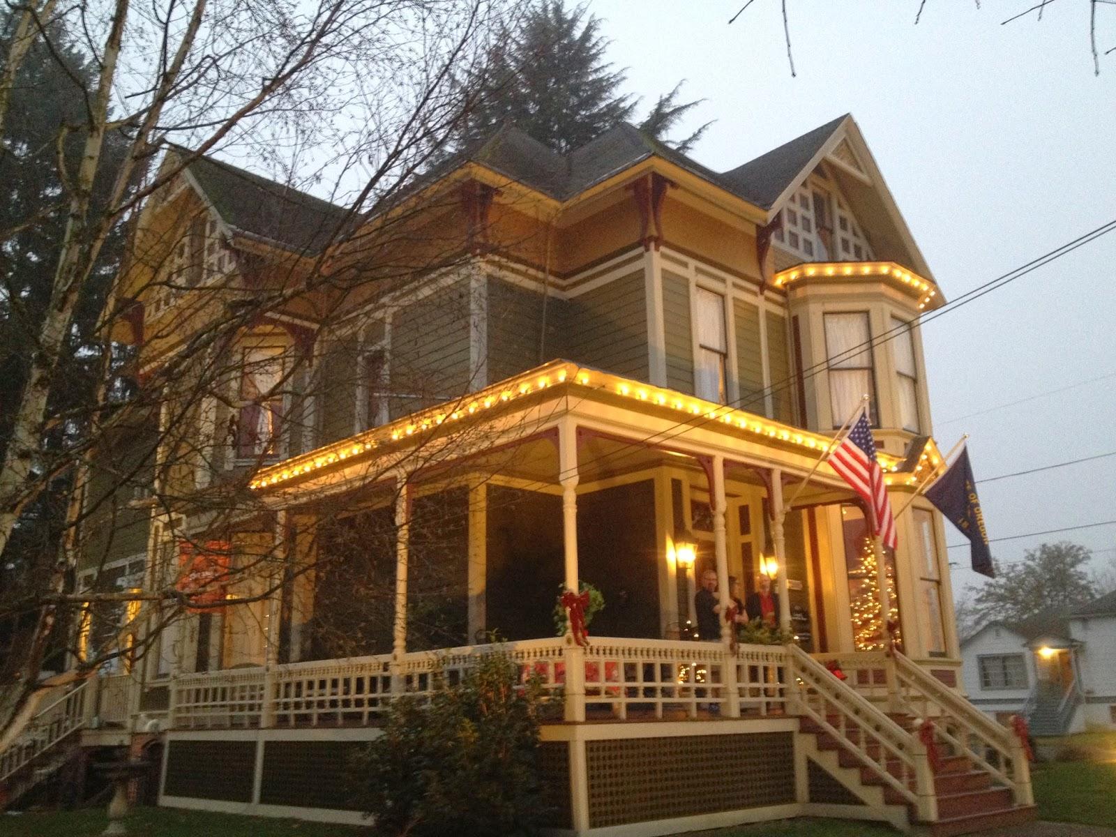 Albany Christmas Parlour Tour