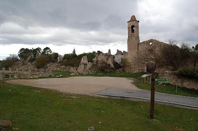 La Mussara (Tarragona) Vista+general