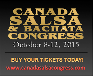 The 13th Annual Canada Salsa & Bachata Congress - Tickets