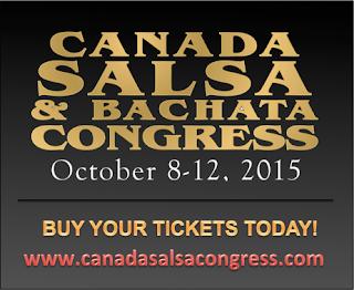 The 13th Annual Canada Salsa & Bachata Congress - Tickets