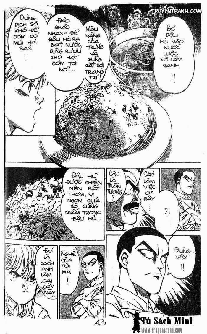 Đầu bếp siêu đẳng (Iron Wok Jan) Chapter 1 - Trang 42