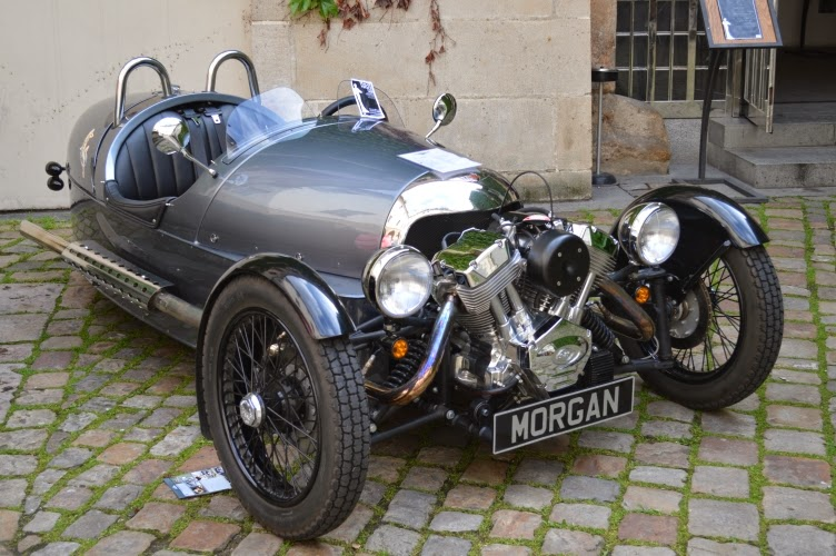 car, vetera, retro, vintage, prague vintage fair 2014, Morgan