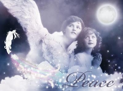 Angels of Peace Digital Art