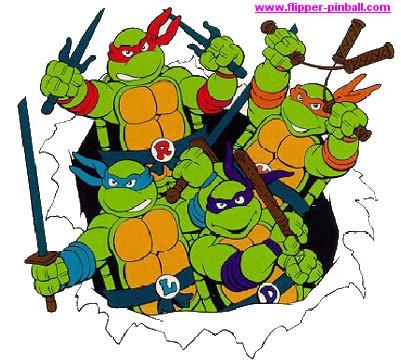 Est dio rafelipe tartarugas ninja os r pteis que comem - Tortue ninja couleur ...
