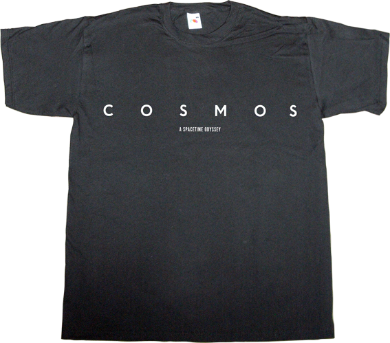 cosmos carl sagan neil deGrasse Tyson astronomy science useless religions t-shirt ephemeral-t-shirts