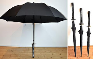 SAMURAI UMBRELLA