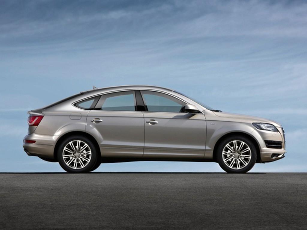 Nach aktuellen Informationen soll der Audi Q8 nicht vor 2017 in den Handel ...